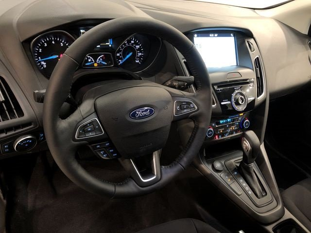 2018 Ford Focus SEL Sedan 4 Door FWD I4 Engine Automatic