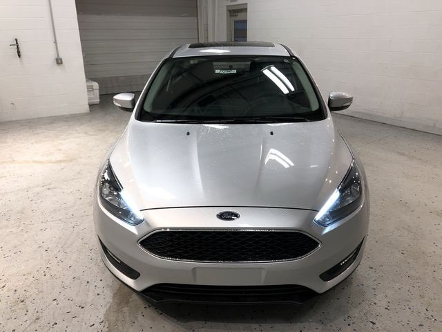 2018 Ford Focus SEL Automatic FWD 4 Door Sedan I4 Engine