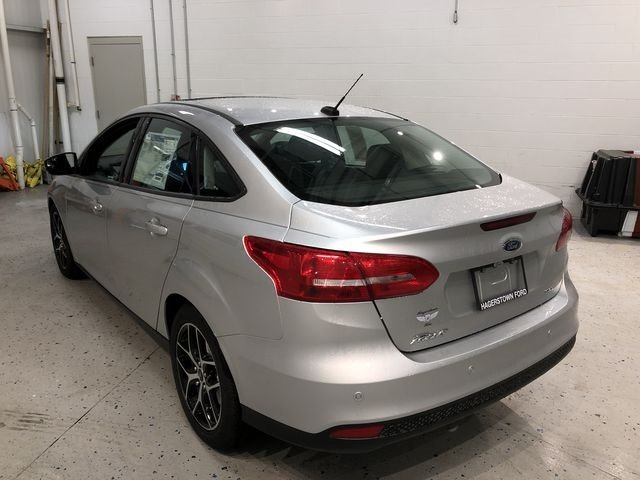 2018 Ford Focus SEL Automatic Sedan I4 Engine