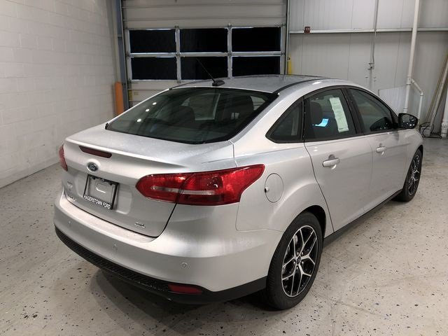 2018 Ford Focus SEL I4 Engine FWD 4 Door