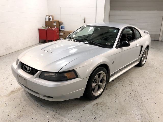 2004 Ford Mustang V6 Manual 3.8L V6 EFI OHV Engine RWD
