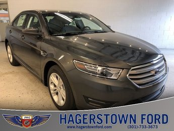 2018 Magnetic Metallic Ford Taurus SEL Sedan FWD Automatic