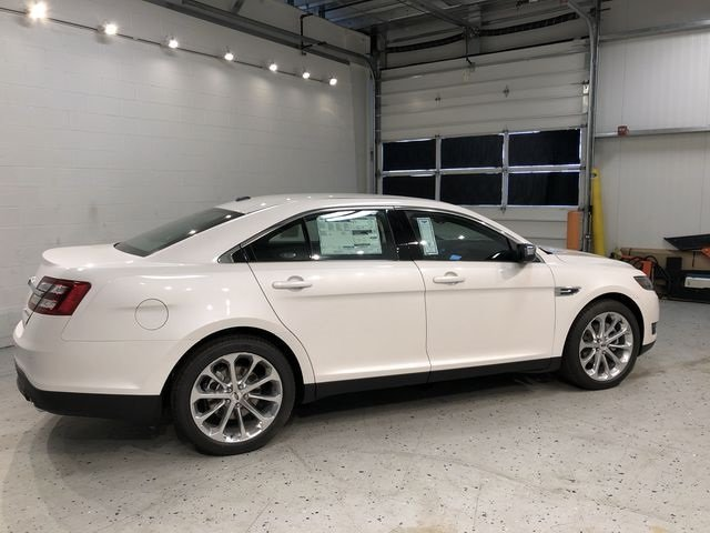 2018 Ford Taurus Limited 4 Door 3.5L V6 Ti-VCT Engine Automatic Sedan FWD