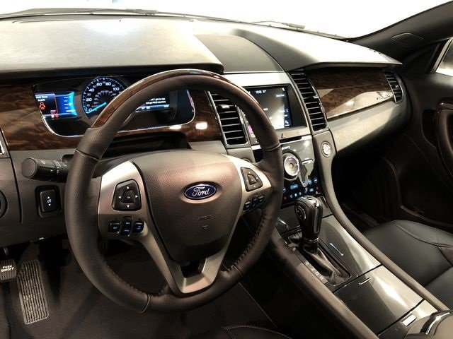 2018 Ford Taurus Limited 4 Door FWD Automatic 3.5L V6 Ti-VCT Engine