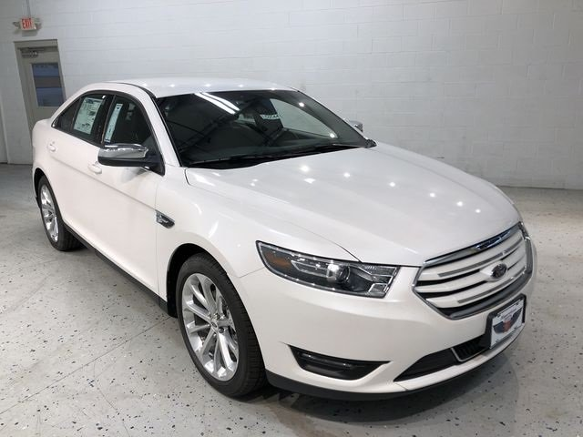 2018 Ford Taurus Limited 3.5L V6 Ti-VCT Engine 4 Door FWD Automatic