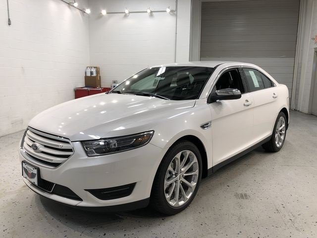 2018 Ford Taurus Limited 4 Door Sedan FWD 3.5L V6 Ti-VCT Engine Automatic