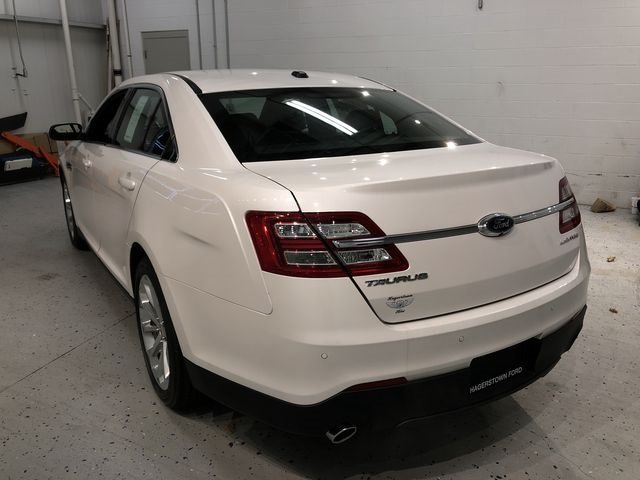 2018 Ford Taurus Limited Automatic 3.5L V6 Ti-VCT Engine 4 Door FWD