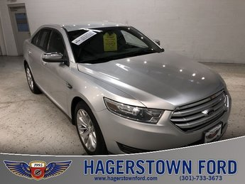 2014 Ford Taurus Limited Automatic 4 Door 3.5L 6-Cylinder SMPI DOHC Engine