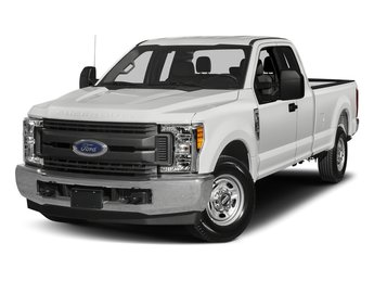2018 Oxford White Ford Super Duty F-350 SRW XL 4 Door Truck Automatic 6.2L V8 Engine 4X4