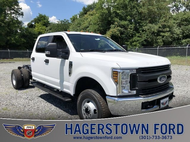 2018 Ford Super Duty F-350 DRW XL 4X4 Automatic Truck 6.2L V8 Engine
