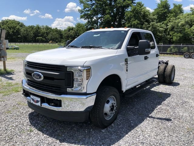2018 Ford Super Duty F-350 DRW XL 4 Door Truck Automatic