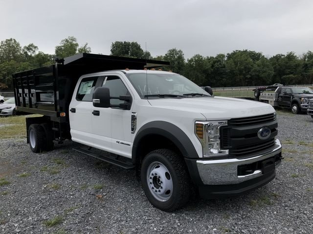 2018 Ford Super Duty F-450 DRW Lariat Truck 6.7L V8 Engine 4X4 4 Door Automatic