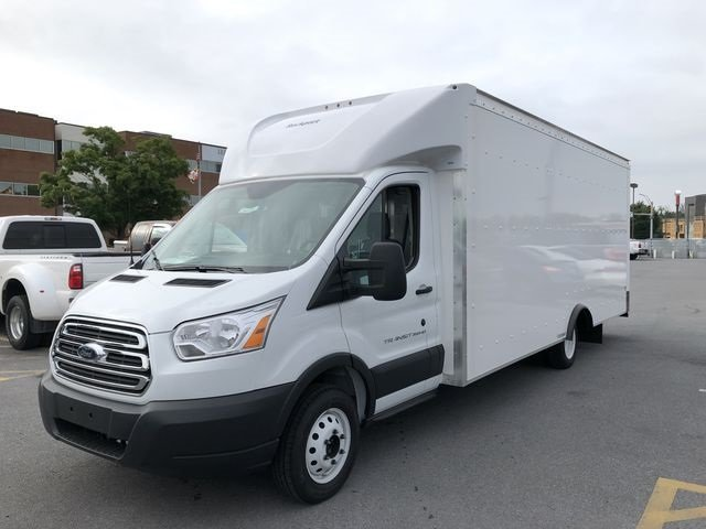 2018 Ford Transit-350 Base 2 Door 3.7L V6 Engine Automatic