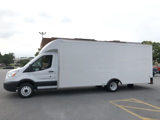 2018 Oxford White Ford Transit-350 Base Automatic RWD 2 Door