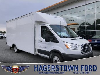 2018 Ford Transit-350 Base Car Automatic 3.7L V6 Engine RWD 2 Door