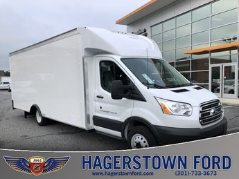 2018 Ford Transit-350 Base 3.7L V6 Engine Automatic RWD Car