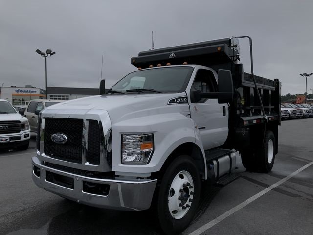 2018 Ford F-650SD Truck 2 Door RWD Automatic 6.7L Diesel Engine
