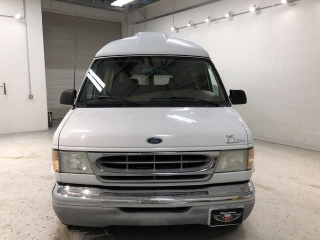2002 Ford E-150 Commercial Automatic RWD 3 Door 4.6L V8 EFI Engine Van