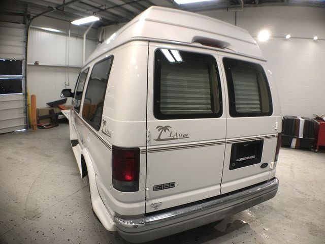 2002 Ford E-150 Commercial Van 3 Door Automatic 4.6L V8 EFI Engine RWD