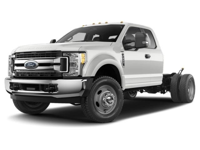 2019 Ford Super Duty F-550 DRW XL Automatic 6.7L V8 Engine 2 Door