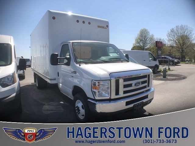 2018 Ford E-350SD Base RWD 6.2L V8 Engine 2 Door Automatic Car