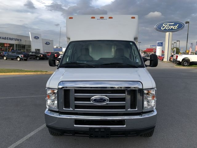 2014 Ford E-350SD Base RWD 2 Door 5.4L V8 Engine Automatic