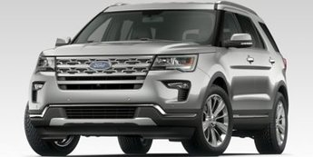 2018 Ford Explorer XLT SUV 4 Door 4X4