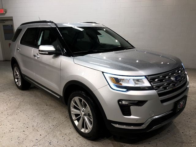 2018 Ford Explorer Limited 4 Door 3.5L V6 Ti-VCT Engine SUV 4X4 Automatic