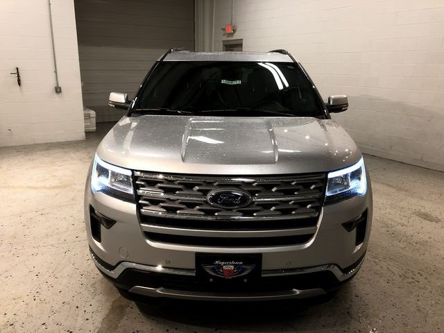 2018 Ford Explorer Limited 4 Door Automatic 3.5L V6 Ti-VCT Engine