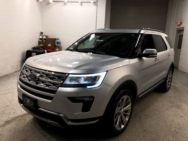 2018 Ford Explorer Limited Automatic SUV 3.5L V6 Ti-VCT Engine 4X4