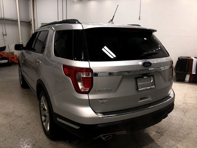 2018 Ford Explorer Limited 4 Door Automatic 4X4 3.5L V6 Ti-VCT Engine