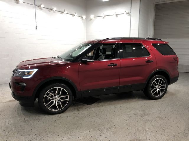 2018 Ford Explorer Sport SUV 4 Door Automatic