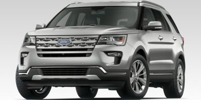 2019 Ford Explorer Platinum 3.5L Engine 4X4 4 Door SUV