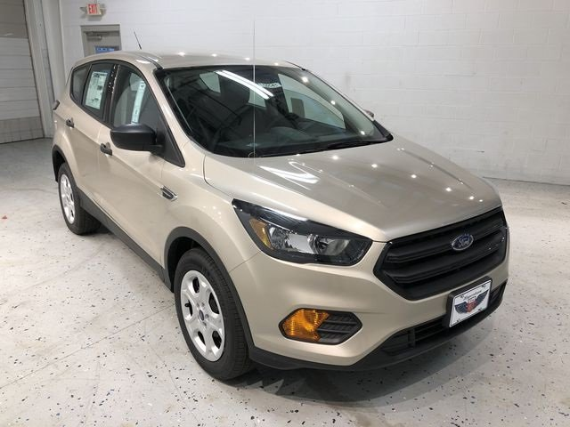 2018 Ford Escape S Automatic 2.5L iVCT Engine 4 Door SUV