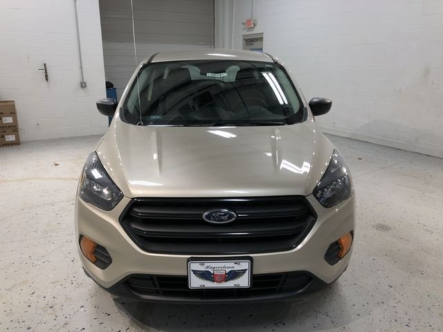 2018 Ford Escape S SUV 4 Door FWD
