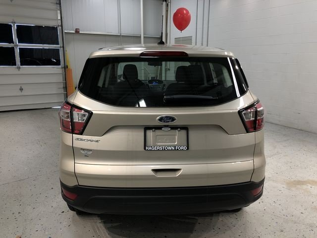 2018 Ford Escape S Automatic SUV 2.5L iVCT Engine 4 Door