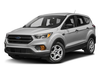 2017 Ford Escape SE SUV 4 Door FWD EcoBoost 1.5L I4 GTDi DOHC Turbocharged VCT Engine