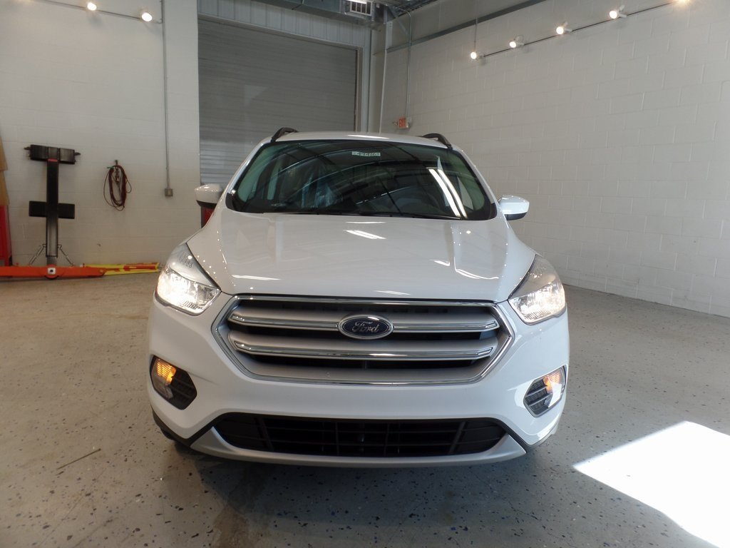 2018 Ford Escape SE 4 Door 4X4 Automatic SUV EcoBoost 1.5L I4 GTDi DOHC Turbocharged VCT Engine
