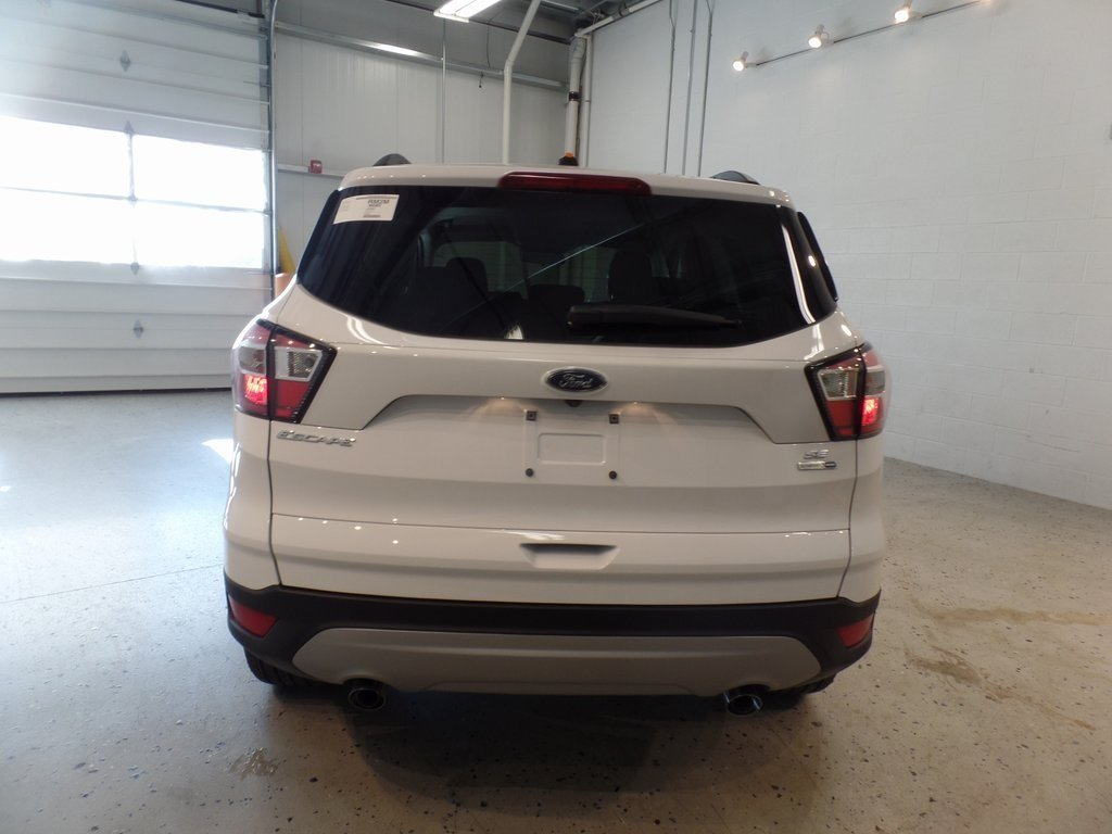 2018 Ford Escape SE 4 Door 4X4 SUV Automatic EcoBoost 1.5L I4 GTDi DOHC Turbocharged VCT Engine