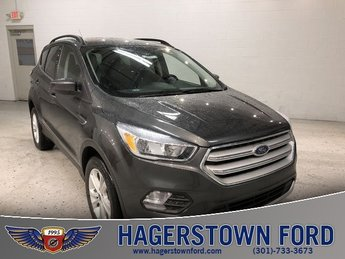 2018 Magnetic Metallic Ford Escape SE SUV 4 Door 4X4 EcoBoost 1.5L I4 GTDi DOHC Turbocharged VCT Engine Automatic