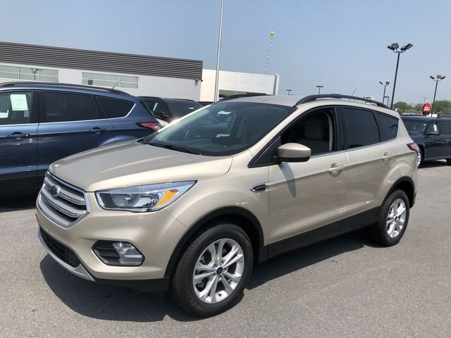2018 Ford Escape SE Automatic EcoBoost 1.5L I4 GTDi DOHC Turbocharged VCT Engine 4X4 SUV 4 Door