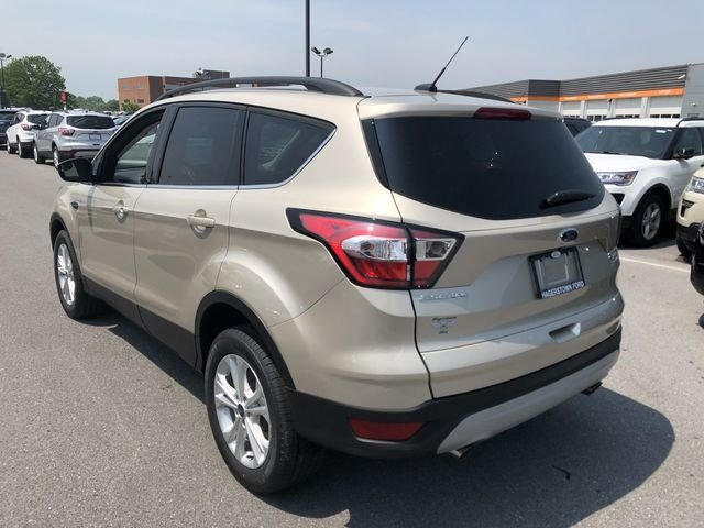 2018 Ford Escape SE 4X4 Automatic 4 Door SUV EcoBoost 1.5L I4 GTDi DOHC Turbocharged VCT Engine