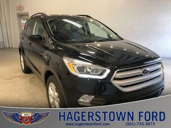2018 Ford Escape SEL 4 Door EcoBoost 1.5L I4 GTDi DOHC Turbocharged VCT Engine SUV Automatic