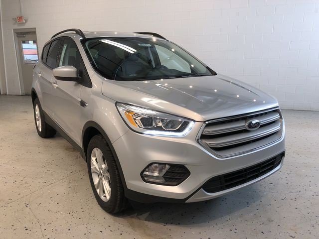 2018 Ford Escape SEL 4 Door 4X4 Automatic EcoBoost 1.5L I4 GTDi DOHC Turbocharged VCT Engine SUV