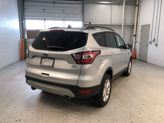 2018 Ford Escape SEL SUV 4 Door 4X4 EcoBoost 1.5L I4 GTDi DOHC Turbocharged VCT Engine