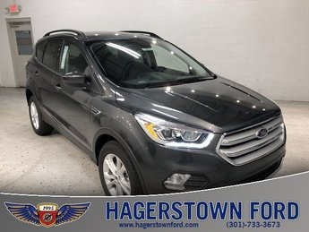 2018 Ford Escape SEL 4 Door Automatic SUV 4X4 EcoBoost 1.5L I4 GTDi DOHC Turbocharged VCT Engine