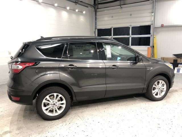 2018 Magnetic Metallic Ford Escape SEL 4X4 SUV Automatic 4 Door