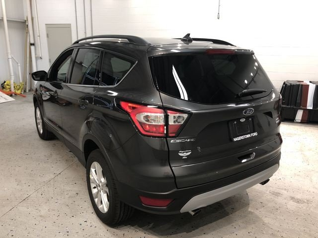 2018 Magnetic Metallic Ford Escape SEL 4X4 Automatic SUV EcoBoost 1.5L I4 GTDi DOHC Turbocharged VCT Engine 4 Door