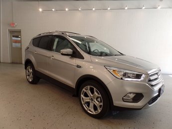 2017 Ford Escape Titanium SUV 4X4 EcoBoost 2.0L I4 GTDi DOHC Turbocharged VCT Engine Automatic 4 Door