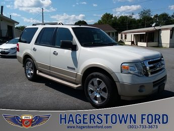 2008 Ford Expedition Eddie Bauer SUV 4 Door 4X4